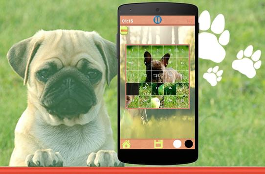 Dogs Puzzles screenshot 1