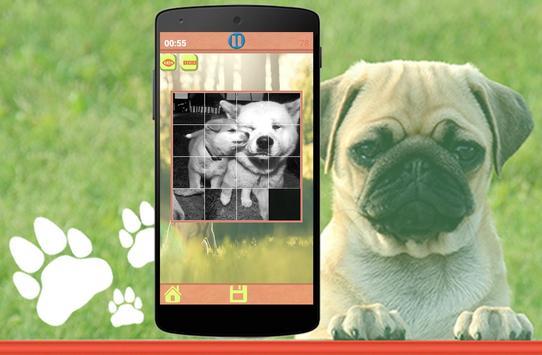 Dogs Puzzles apk screenshot