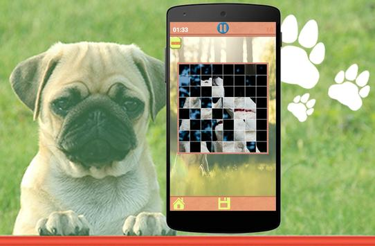 Dogs Puzzles screenshot 3