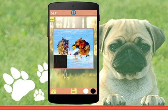 Dogs Puzzles screenshot 4
