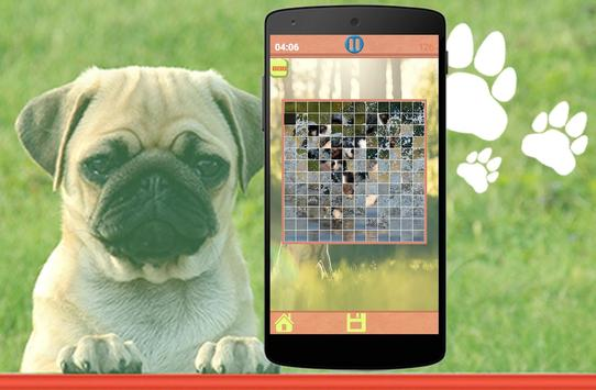 Dogs Puzzles screenshot 5