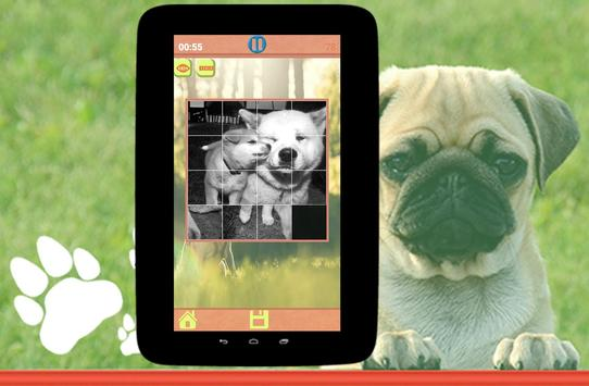Dogs Puzzles screenshot 6