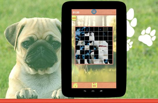 Dogs Puzzles screenshot 7
