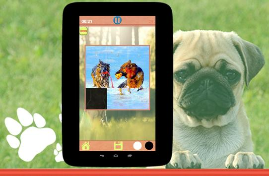 Dogs Puzzles screenshot 8