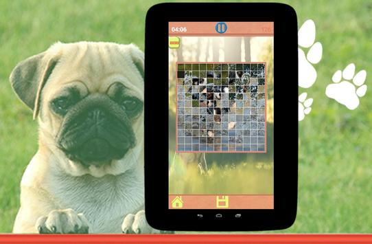 Dogs Puzzles screenshot 9