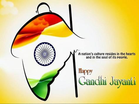 Gandhi Jayanti Images screenshot 1