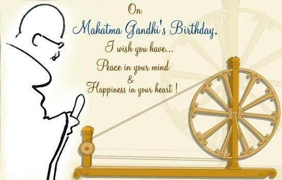 Gandhi Jayanti Images apk screenshot
