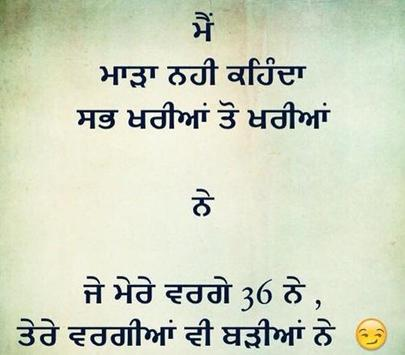 Punjabi Status screenshot 5