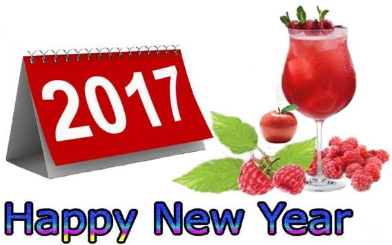 Happy New Year 2017 apk screenshot