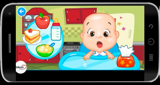 Baby Caring Games for Girls screenshot 3