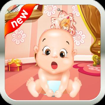 Baby Caring Games for Girls poster