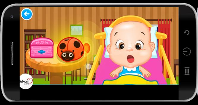 Baby Caring Games for Girls screenshot 11