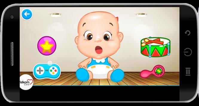 Baby Caring Games for Girls screenshot 4