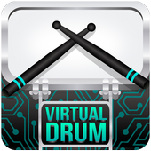 Virtual Drum icon