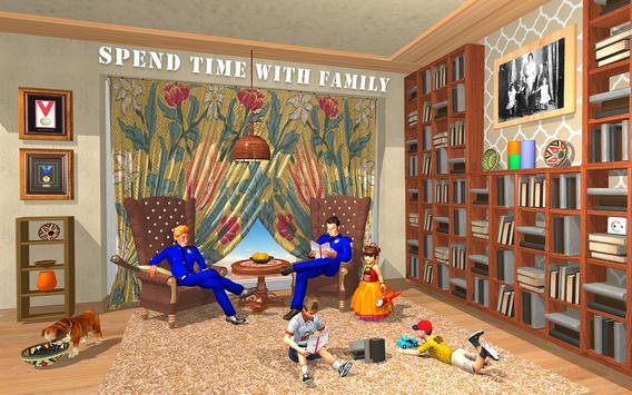 Virtual Family Life Adventure: Police Games 2018 screenshot 10