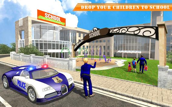Virtual Family Life Adventure: Police Games 2018 screenshot 14