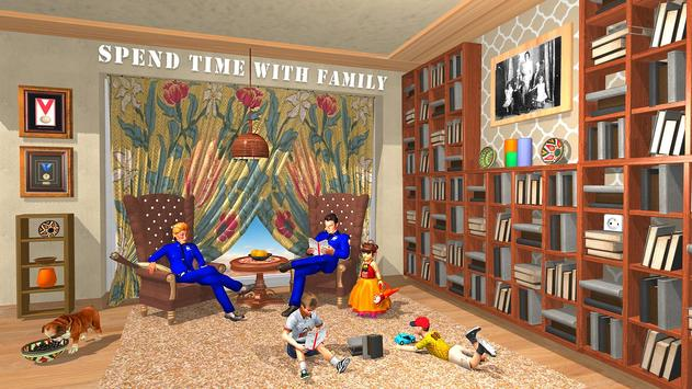 Virtual Family Life Adventure: Police Games 2018 screenshot 5