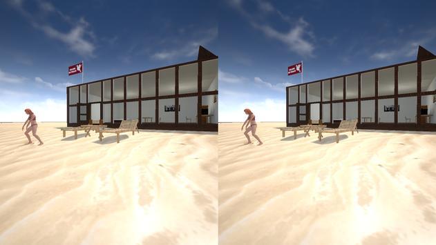 Island of peace VR apk screenshot