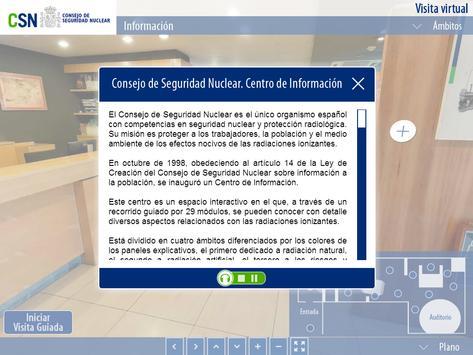 Visita Virtual CSN screenshot 5