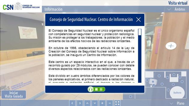 Visita Virtual CSN screenshot 1