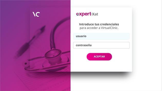 VirtualClinic Expert-Xat poster