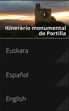 Audioguía Portilla Audiogida screenshot 3