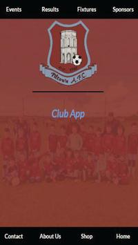 Piltown AFC poster