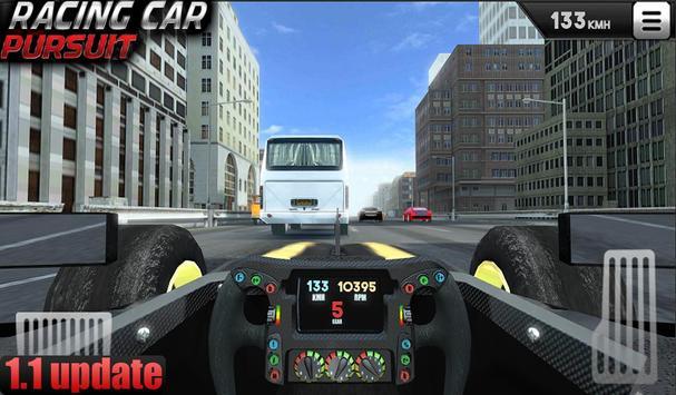 Racing Car Pursuit screenshot 1
