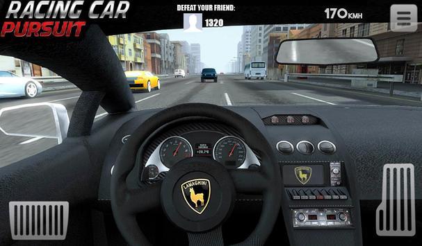 Racing Car Pursuit screenshot 2