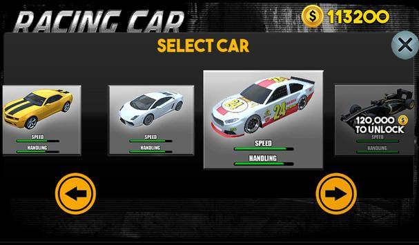 Racing Car Pursuit screenshot 5