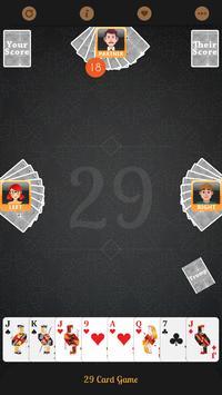 29 card game free screenshot 4