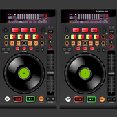 Virtual DJ Mixer With Music icon