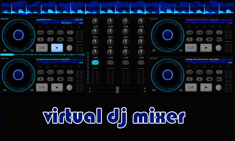 Virtual DJ Mixer With Music for Android - APK Download