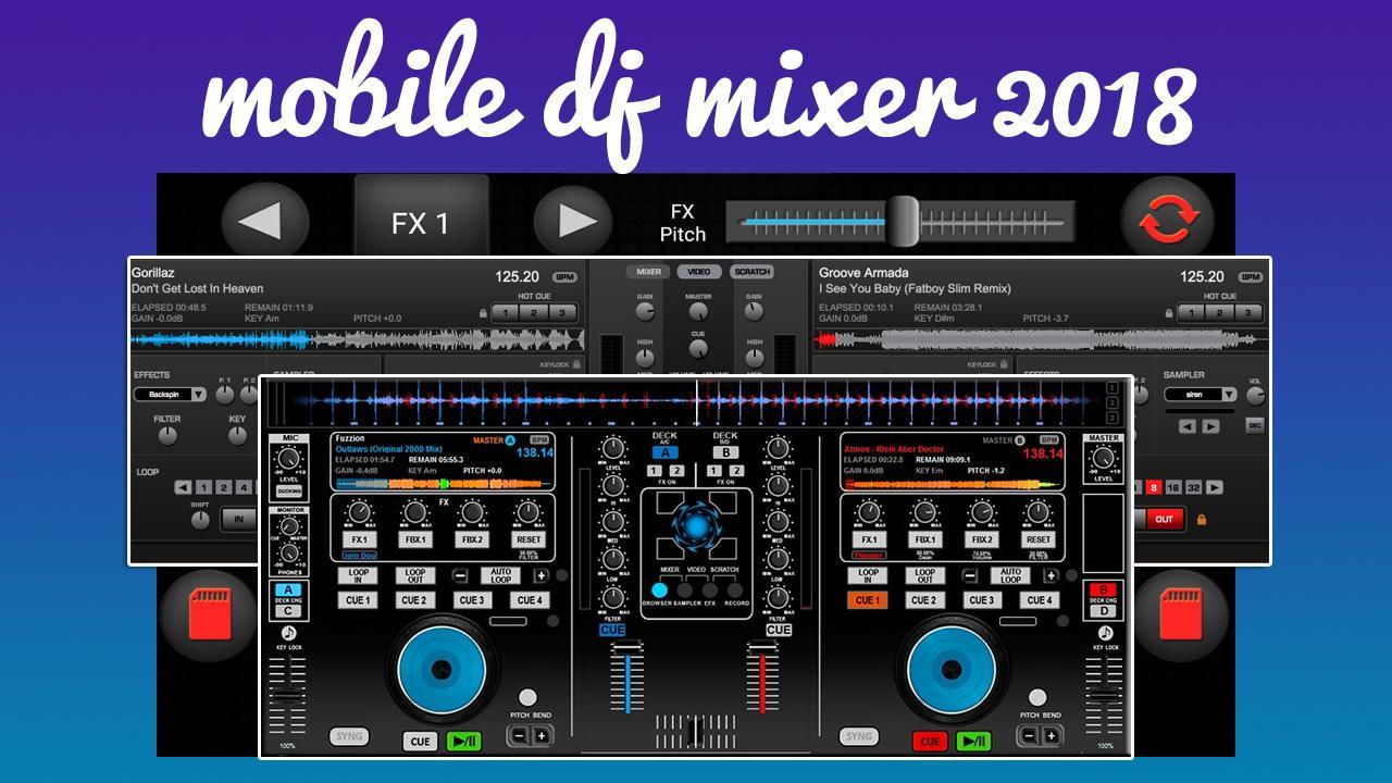 Mobile DJ Mixer Player for Android - APK Download