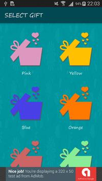 Virtual Gift screenshot 2