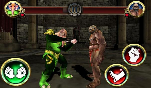 fight of the legends 3 apk screenshot