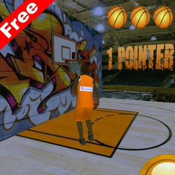 Basket Ball 3D apk screenshot