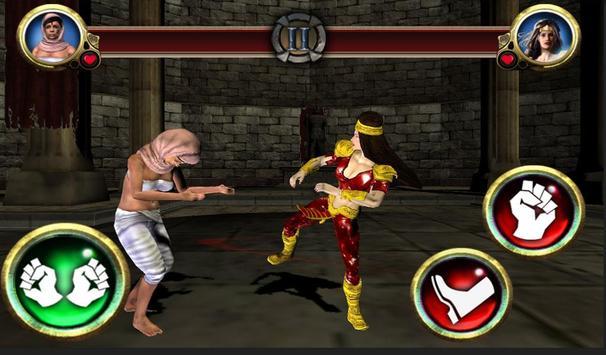 goddess vs demons apk screenshot