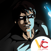comics reader archer icon