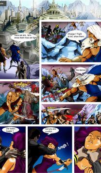 comics reader archer apk screenshot