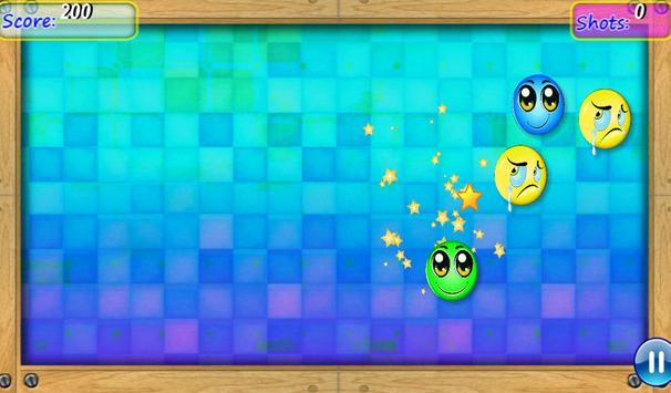 Dragger smily ball screenshot 7
