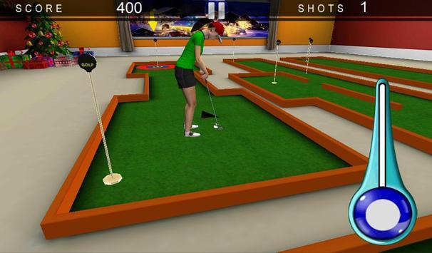 Girls Golf apk screenshot