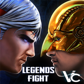 Kung Fu legends fight icon