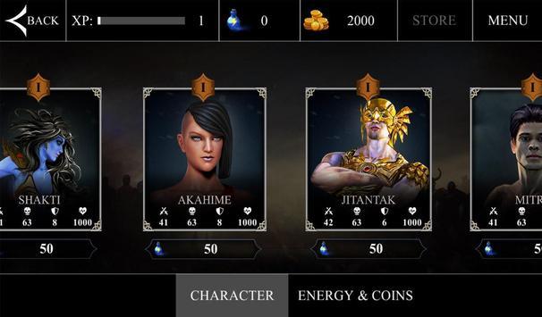 Kung Fu legends fight screenshot 5