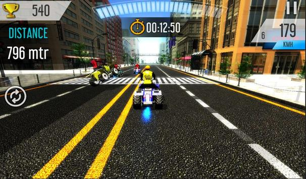 3D quad bike racing screenshot 2