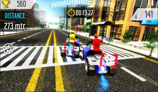 3D quad bike racing screenshot 6