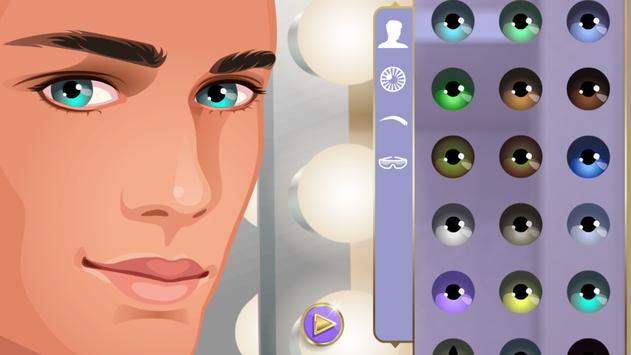 DRESS UP STAR™ 👗 Cool Fun Makeup Games for Girls screenshot 4