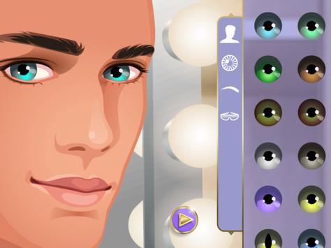 DRESS UP STAR™ 👗 Cool Fun Makeup Games for Girls screenshot 12