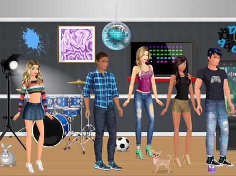 DRESS UP STAR™ 👗 Cool Fun Makeup Games for Girls screenshot 19