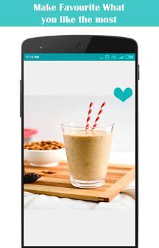 50+ Amazing Milkshakes Recipes screenshot 1